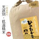 ショッピング広島 送料無料 ヒノヒカリ 5kg ×4袋 白米 米 20キロ 広島県産 令和元年 ひのひかり 一等米 お米 【送料無料※一部地域のみ】
