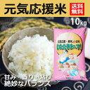 【滋賀湖北産】【送料無料】元気応援米10kg