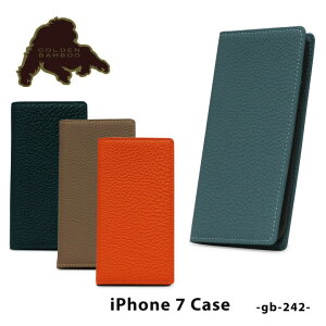 ゴールデンバンブー iPhone8 iPhone7 ケース gb-242【