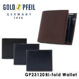 二つ折り財布 ゴールドファイル GP23120 【 1年保証 】