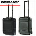 【バーマス BERMAS】 スーツケース ファンクションギア 60122 (30L) 45cm 【 FUNCTION GEAR 】【 機内持ち込み可 TSAロック搭載 】【 ソフトキャリー 2輪 キャリーケース suitcase 】【送料無料】【smtb-k】【w2】