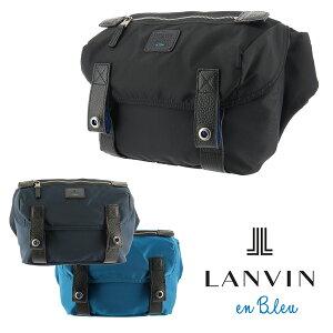ランバンオンブルー LANVIN en Bleu ボディバッグ 555
