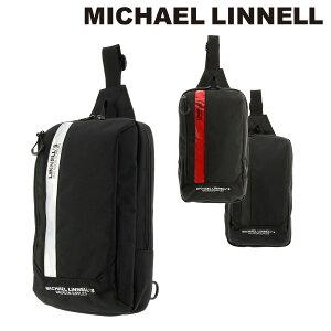 マイケルリンネル MICHAEL LINNELL ボディバッグ ML-0