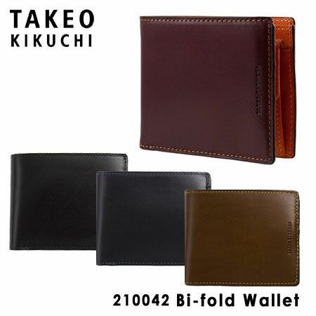 タケオキクチ 財布 210042 【 二つ折り財布 メンズ 】【 ガウチョ 】【 TAKEO KIKUCHI キクチタケオ 】