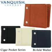 ヴァンキッシュ 財布 VA-W033 【 二つ折り財布 メンズ シガーポケット 】 【父の日】【PO5】