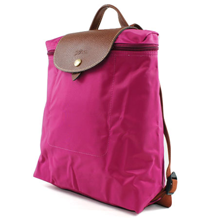 Longchamp pliage Luc 1699 089 560 CYCLAMEN