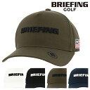 ブリーフィング ゴルフ 帽子 キャップ メンズ BRG213M65 BRIEFING GOLF | スポーツ MENS BASIC CAP[即日発送]