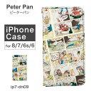 ピーターパン Peter Pan iPhone8 iPhon...