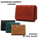キャサリン・ハムネット 三つ折り財布の画像