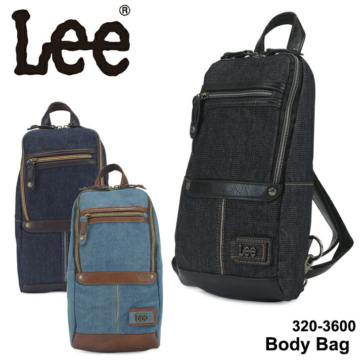 リー Lee ボディバッグ 320-3600 duke 【 ボディバッグ 】【PO10】【bef】【即日発送】