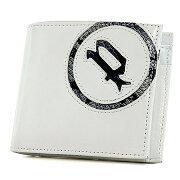 ポリス 二つ折り財布 PA5502 (0512) ホワイト POLICE イーブン ベーシック 2つ折り[PO10][bef]