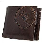 ポリス 二つ折り財布 PA5502 (0512) ブラウン POLICE イーブン ベーシック 2つ折り[PO10][bef]