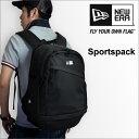 ニューエラ NEW ERA リュック Sports Pack 【 NEWERA スポーツパック 】【 バックパック デイパック 】 【 リュックサック 】【即日...