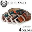 オロビアンコ スポーツ OROBIANCO SPORT ベルト OBS-718015 【 レザー メンズ 】【即日発送】