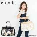リエンダ rienda トートバッグ r03278103 VINTAGE ROS