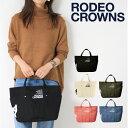 ロデオ クラウンズ RODEO CROWNS トートバッグ c06229