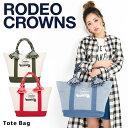 ロデオクラウンズ RODEO CROWNS トートバッグ C06805101 【 ハンドバッグ レディース デニム 】【即日発送】