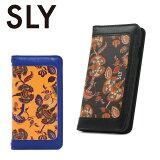 スライ SLY iPhone7ケース s09809602 【JUA PAISLEY】【 アイフォンケース 手帳型 スマホケース レディース iPhone7 ミラー付き 】【即日発送】