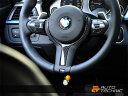 【BMW カーボン・ステアリングトリム】BMW F30/F31/F32【AUTOTECKNIC】