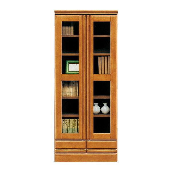 本棚・書棚ロータイプ【幅60cm・高さ146cm...の商品画像