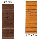 チェスト タンス ハイチェスト タワーチェスト 幅60cm 桐材 木製 シンプル モダン 2色対応 日本製 完成品 送料無料