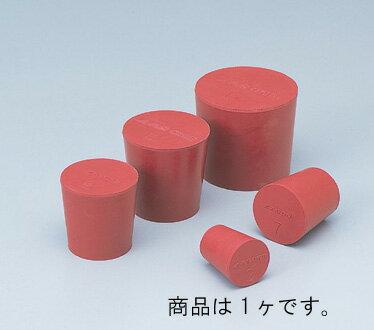 赤ゴム栓 No.0  (1個入)