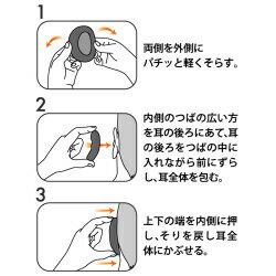 【フレームレス防寒耳カバー】イヤーラックス ニ...の紹介画像2