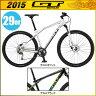 """ジーティ 2015 KARAKORAM COMP 29""""/ カラコラム コンプ【マウンテンバイク/MTB】【OUTDOOR STYLE】【自転車】【GT】"""