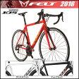 フェルト 2016 F75【ロードバイク/ROAD】【アルミ】【105】【FELT】【2016年モデル】【※ペダルは付属しません】