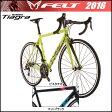 FELT(フェルト) 2016 F85【ロードバイク/ROAD】【アルミ】【TIAGRA(ティアグラ)】【2016年モデル】【※ペダルは付属しません】