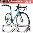 フェルト 2016 F95【ロードバイク/ROAD】【アルミ】【SORA(ソラ)】【FELT】【2016年モデル】【※ペダルは付属しません】