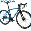 KOGA(コガ) 2017年モデル CROSS RACER GRAVEL CLARIS Disc