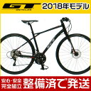 GT(ジーティー) 2018年モデル VIRAGE COMP/ヴィラージュ コンプ【クロスバイク】