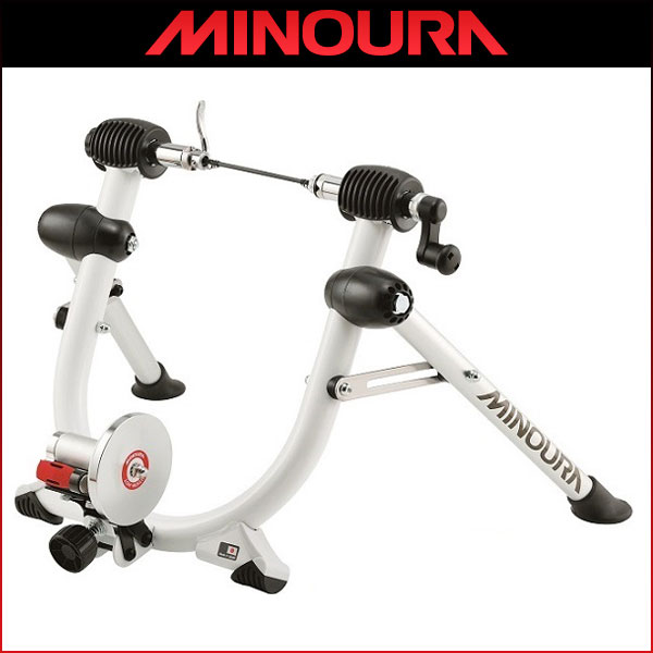 MINOURA(ミノウラ) Quattro-C White/クワトロ ホワイト 限定カラー 【サイクルトレーナー】【負荷装置】【固定ローラー】 MINOURA(ミノウラ) Quattro-C/クワトロ 限定カラー ホワイト
