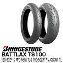 BRIDGESTONE BATTLAX TS100 120/60ZR17 M/C (55w) TL MCR05459 & 190/50ZR17 M/C (73w) TL MCR05463 前後セット バトラックス ブリヂストン バイクタイヤセンター