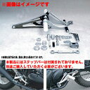 COERCE #0-6-BK27 フィクスドレーシングステップ 250TR/Fi【ステップバー別売り...