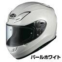 OGKカブト Aeroblade3 ヘルメット【パールホワイト】【オージーケーカブト バイク用 フルフェイスヘルメット エアロブレード3 aeroblade-III】【smtb-k】