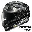SHOEI GT-Air ヘルメット INERTIA【TC-5 グレー×ホワイト】【ショウエイ バイク用 フルフェイスヘルメット GTエアー イネルティア】【smtb-k】