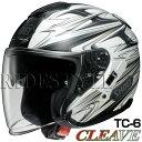 SHOEI J-Cruise ヘルメット CLEAVE【TC-6 ホワイト×グレー】【ショウエイ バイク用 ジェットヘルメット ショーエイ Jクルーズ クリーブ】【smtb-k】