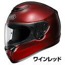SHOEI QWEST ヘルメット【ワインレッド】【ショウエイ バイク用 フルフェイスヘルメット クエスト ショーエイ】