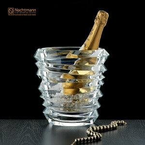 【ナハトマン公式】<スライス> シャンパンクーラー 22.5cm(1個)83740【ラッピング・送料無料】【楽ギフ_包装選択】Nachtmann スパークリングワイン ワインクーラー