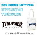 【2020年 夏福袋】THRASHER スラッシャー スケート ファッション福袋 SUMMER HAPPY PACK 6000 メンズ レディース ユニセックス S-XL