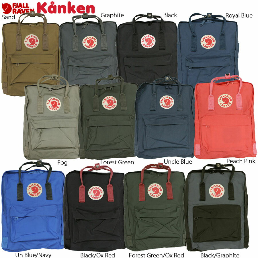 Fjallraven Kanken Forest Green Peach Pinkfjallraven Classic Laptop 15ampquot Ox Red Royal Blue Back Pack
