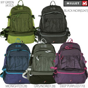 MILLETMARCHE20BACKPACK�ڥߥ졼�ޥ륷��20�Хå��ѥå����å���