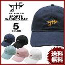 送料無料 JHF ジェイエッチエフ JUST HAVE FUN CLASSIC SKATE SPORTS WASHED CAP キャップ 帽子 ブラック 黒 ホワイト 白 ネイビー サックス ブルー ピンク カーブキャップ ローキャップ