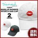 ダイヤモンドサプライ Diamond SUPPLY CO. MARILYN MONROE LIPS ...