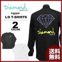 ダイヤモンドサプライ Diamond SUPPLY CO. 長袖Tシャツ OG SIGN L/S T...
