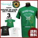 ダイヤモンドサプライ Diamond SUPPLY CO. Tシャツ House of Pain H...