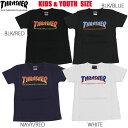 送料無料 スラッシャー THRASHER Tシャツ T-SHIRTS 半袖 ブラック 黒 ネイビー レッド 赤 ホワイト 白 メンズ BBQ MAG KIDS ...