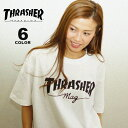 スラッシャー tシャツ THRASHER Tシャツ mag S/S T-SHIRTS ロゴTEE メンズ レディース 全6色 S-XL 綿100%【公式】